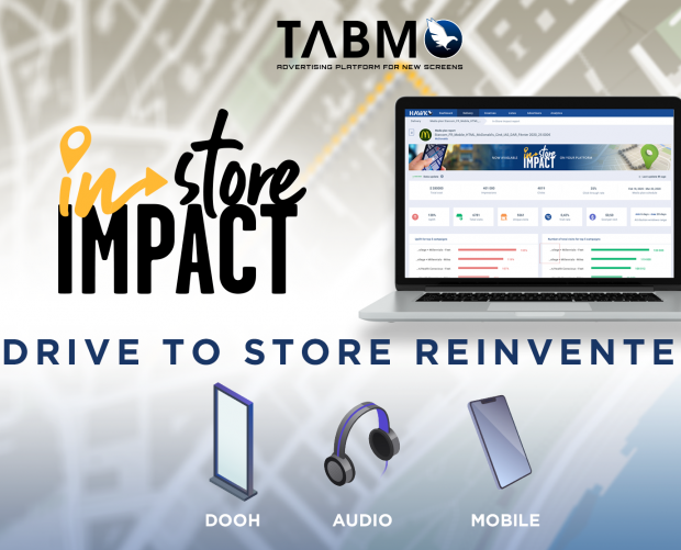 TabMo launches In-Store Impact to help brands track store visits and optimise ad spend