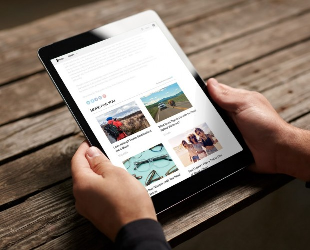 Taboola and Vivo partner to compete with Apple News