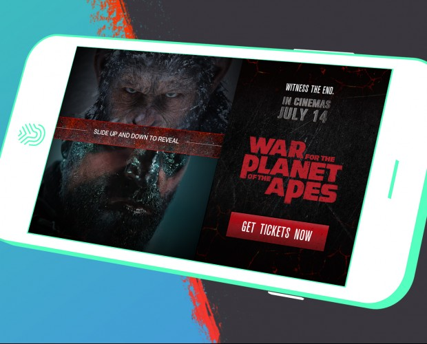Tapjoy launches interactive end card format, following Planet of the Apes campaign
