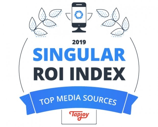 Tapjoy rises into top 10 mobile media sources in Singular ROI Index