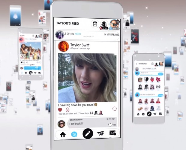 Taylor Swift cements her Reputation with dedicated app from Kim Kardashian developers Glu Mobile