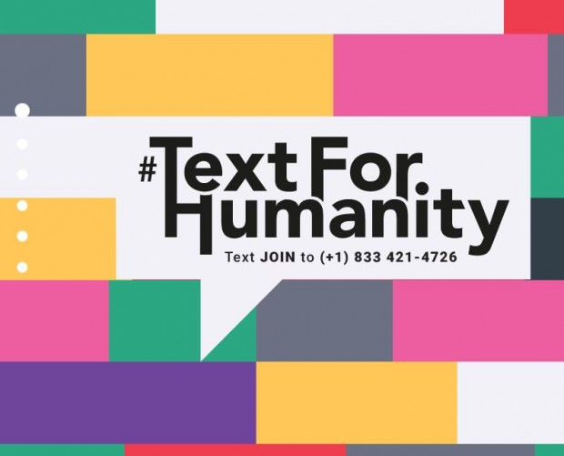 Mental Health America launches #TextForHumanity positive messaging service