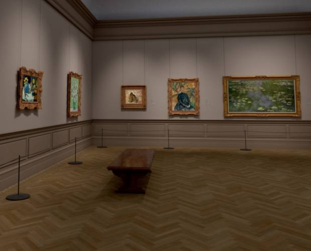 The Met teams up with Verizon for AR art experience