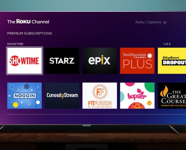 Roku adds premium subscriptions to ad-supported streaming channel