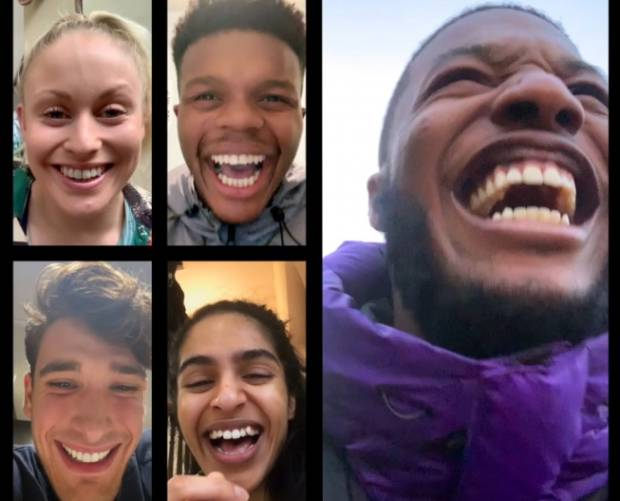 TikTok highlights how people have been keeping their 'chins up' in latest campaign