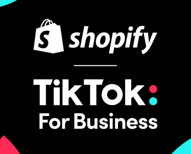 TikTok partners with Shopify to help UK merchants reach more consumers
