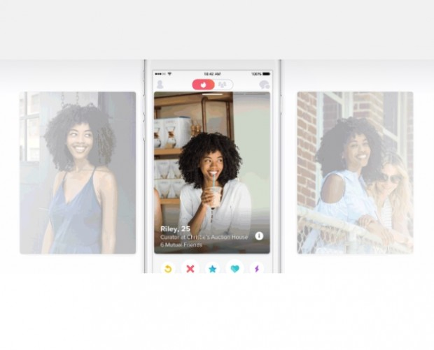Tinder trials Bumble-like women-message-first feature