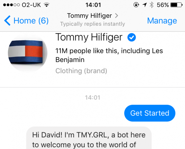 Teads launches video ad chatbot, Tommy Hilfiger is the first brand to use it