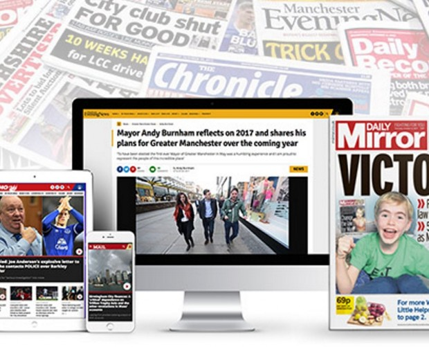 Trinity Mirror to rebrand as Reach following Express acquisition