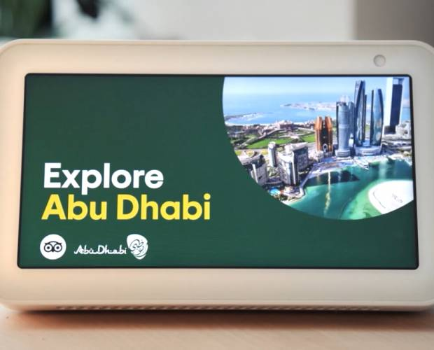 Tripadvisor launches 'world first' virtual voice tour