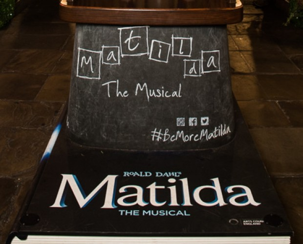 AKA partners with the Royal Shakespeare Company to launch #BeMoreMatilda campaign
