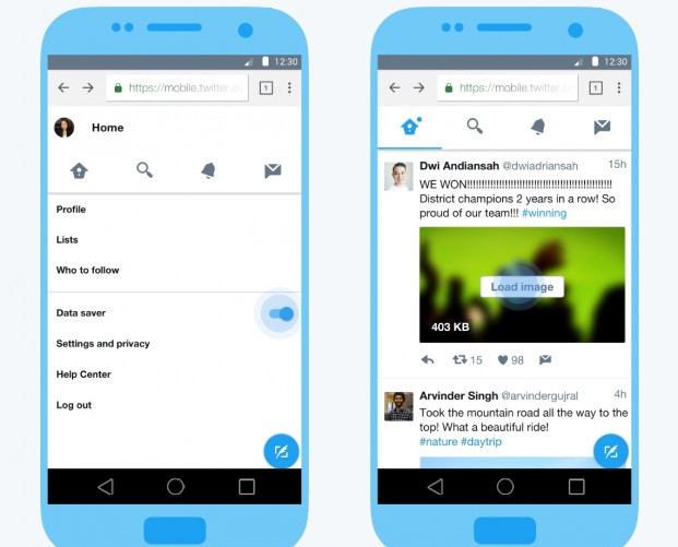 Twitter introduces 'Lite' mobile web service for areas with poor connectivity