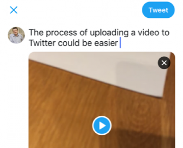 Twitter working on Snapchat-style video feature