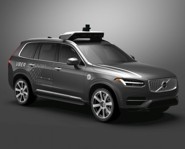 Uber to build driverless fleet with 'tens of thousands' of Volvo's cars