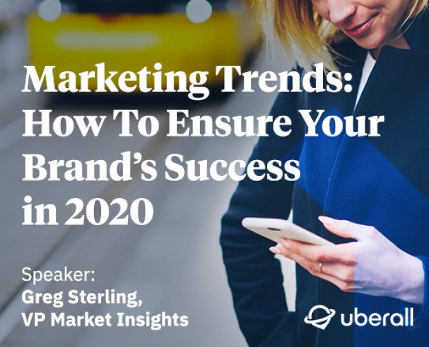 Marketing Trends: How To Ensure Your Brand's Success in 2020