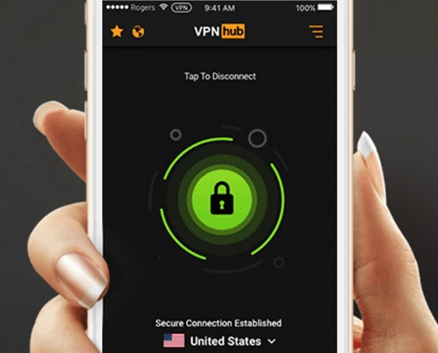 Pornhub introduces a VPN