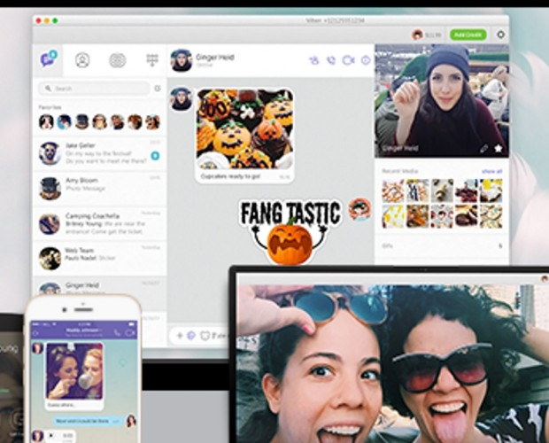 Viber links up with Sprinklr to give brands access to the app's user