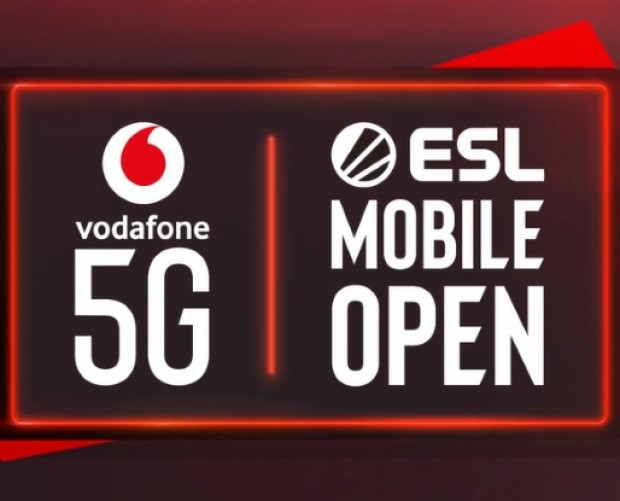 Vodafone and ESL introduce first 5G mobile eSports tournament