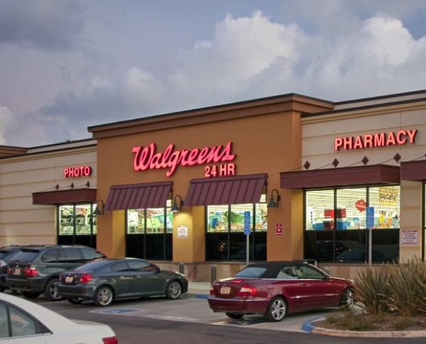 Alipay made available at thousands of Walgreens stores