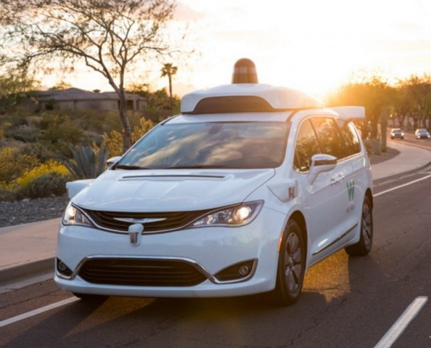 Waymo plans to launch self-driving car service next month