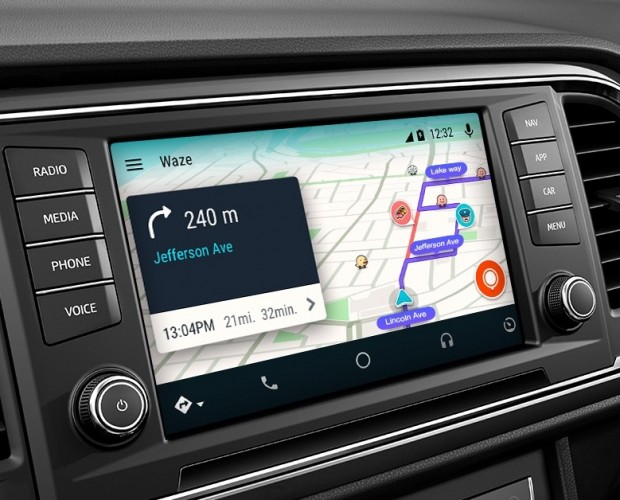 Waze partners with WPP on in-car ads