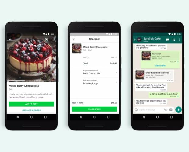 WhatsApp to introduce in-chat purchases and start charging for Business services
