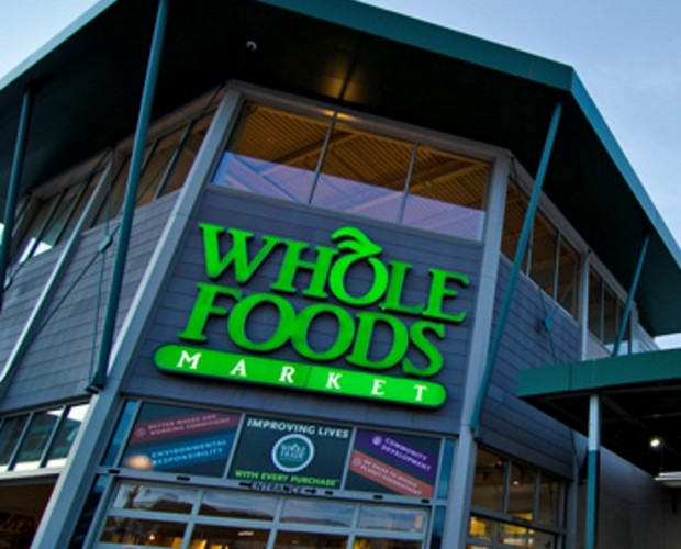 Amazon to buy Whole Foods for $13.7bn, as Walmart battle intensifies