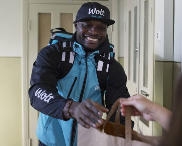 Food delivery company Wolt picks up $530m in funding