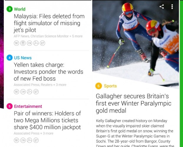 Yahoo shuts down News Digest as Verizon clean up begins