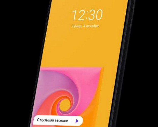 Russia's Yandex launches its first smartphone
