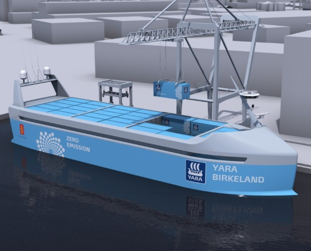 Norway set to give the world its first autonomous ship next year