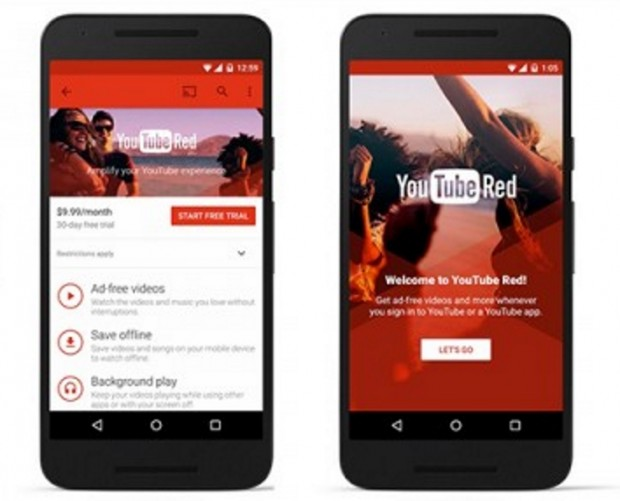 YouTube Red is merging with Google Play Music to create new service