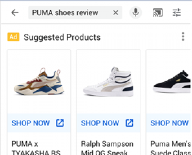 Google launches Shopping Ads on YouTube home feed and search results