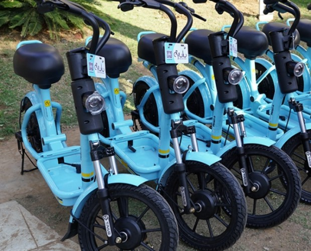 Uber launches e-bike and bicycle trial in India