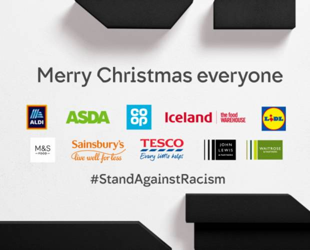 Channel 4 unites with supermarkets to take stand against racism in solidarity with Sainsbury's