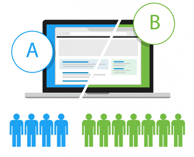Here are four great examples of A/B testing to take inspiration from