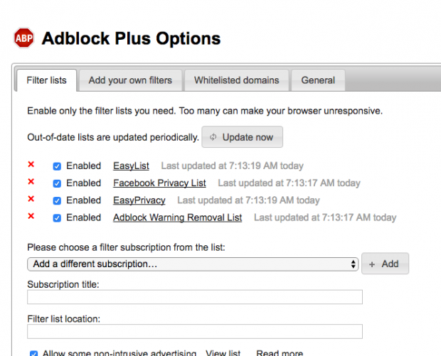Adblock Plus continues battle with Facebook, as both sides escalate efforts