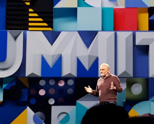 Adobe takes aim at a more joined-up ecosystem for marketers during keynote address