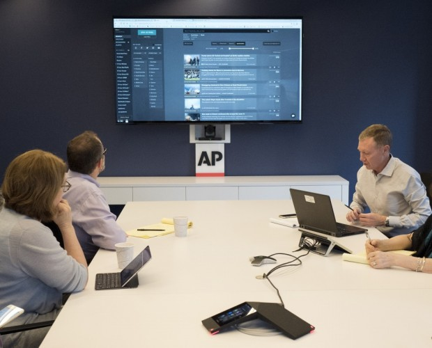 The Associated Press signs on to journalism blockchain startup Civil