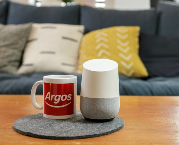 Argos becomes first UK retailer to offer Google Assistant shopping
