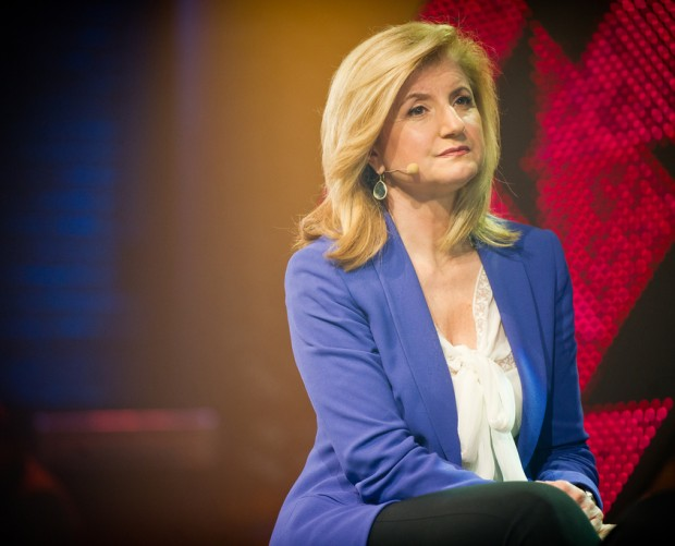 Arianna Huffington takes the driving seat as Uber seeks to rehabilitate itself