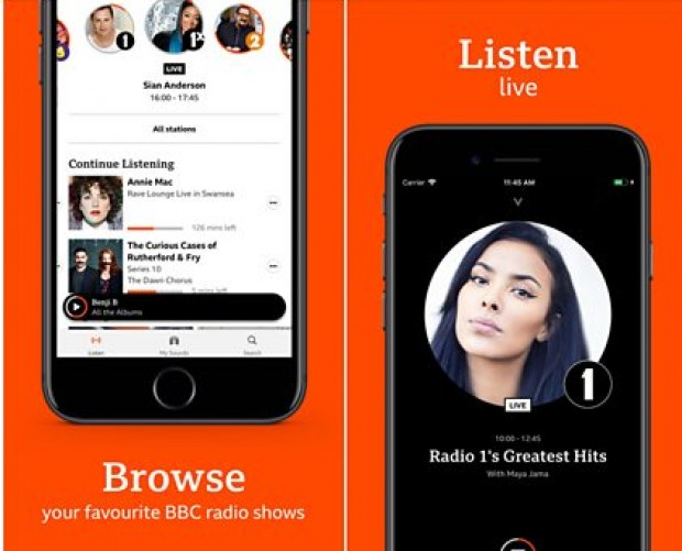 BBC launches Sounds app to bring together live and on-demand audio content