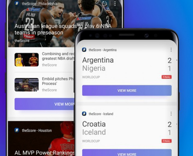 Samsung's AI assistant Bixby adds sports results and news