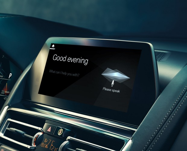 BMW in-car voice assistant to launch next year