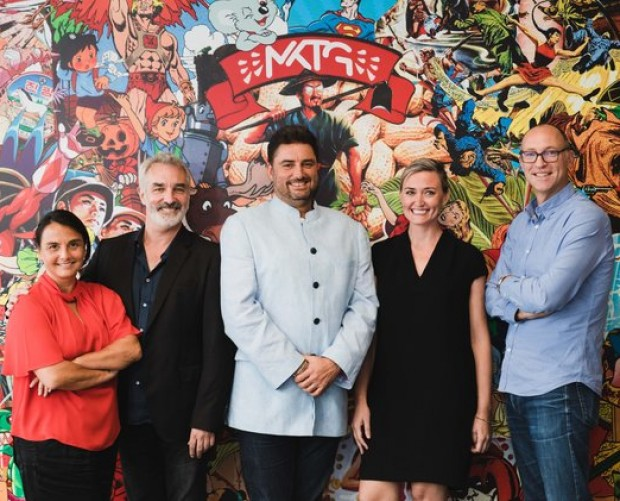 Dentsu Aegis Network acquires live media events company Branded