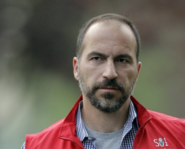 Uber finds new CEO in form of Expedia chief Dara Khosrowshahi