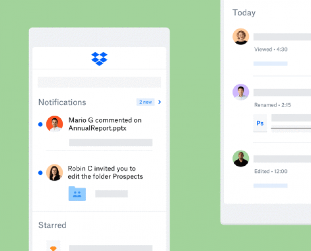 Dropbox introduces new mobile-focused features for app