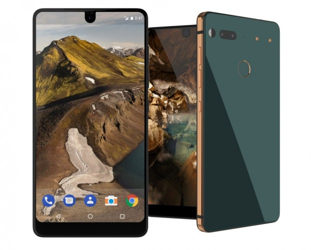 Android's creator launches the Essential Phone