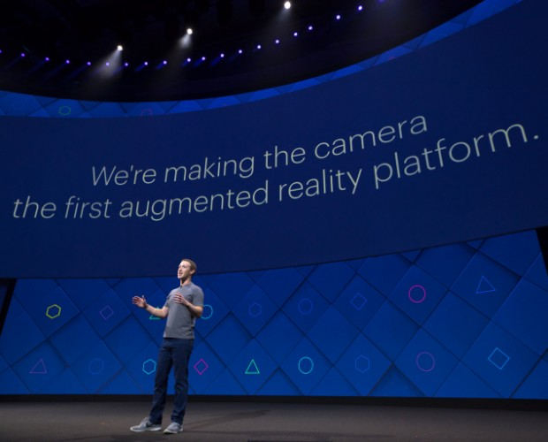 Facebook F8 keynote puts the camera in focus