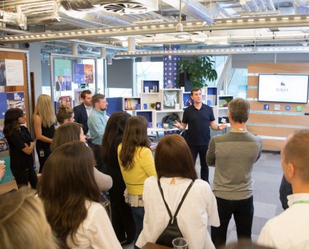 Facebook reaches out to Europe with digital training hubs